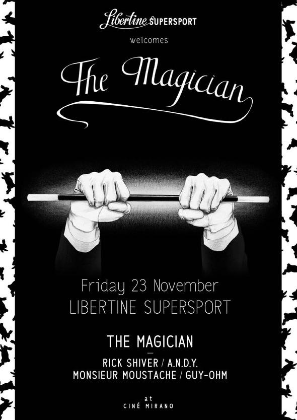 MAGICIAN_LS_23_Poster